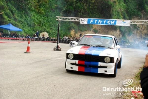 Pro Car Drifting at Bay 183