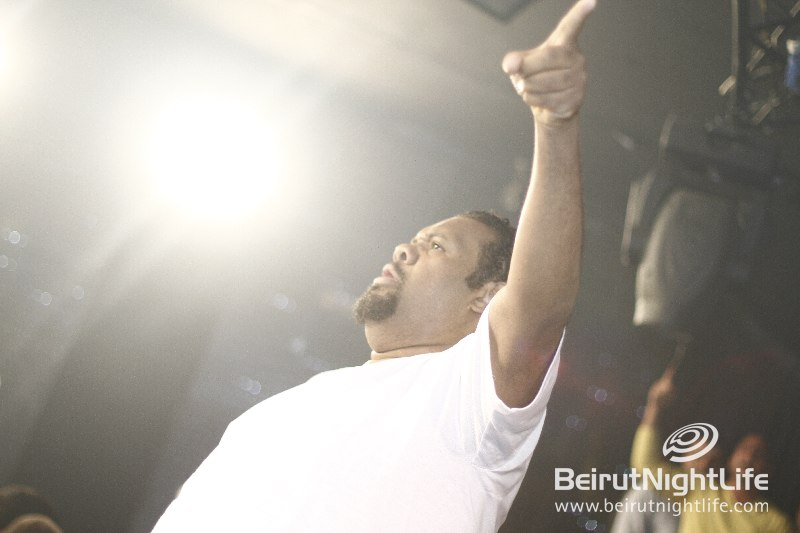 The Scoop on Fatman Scoop at Palais