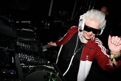 World's Oldest DJ – Mammy Rock