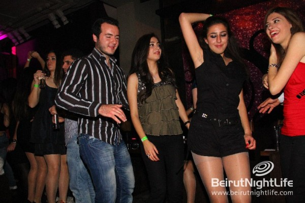 LAU's Party Not in Batroun at Metis