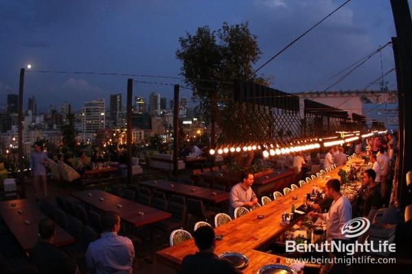 Iris: A Magical Rooftop Bar