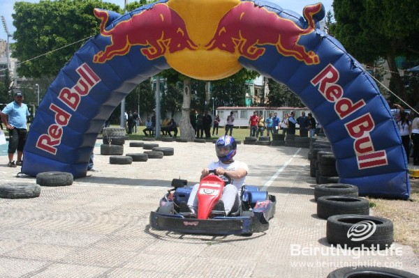 Red Bull's Beat The Champ