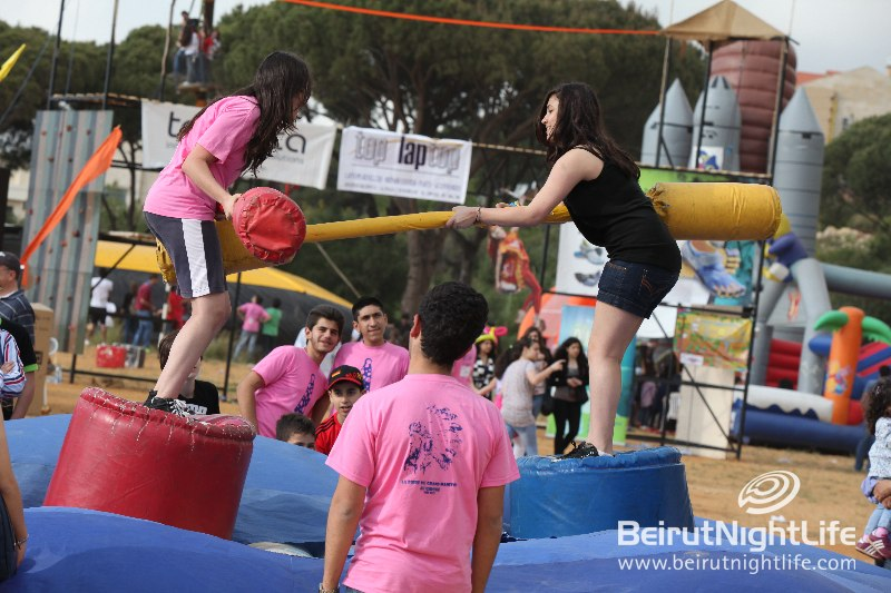 A Circus by Scout Group of Champville