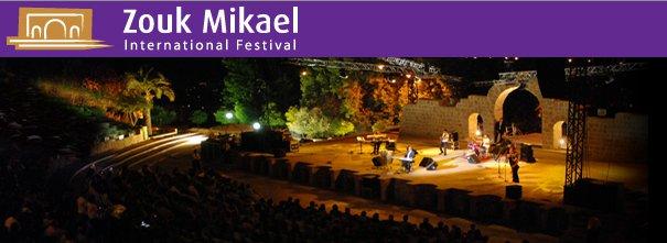 Plácido Domingo At Zouk Mikael Festival