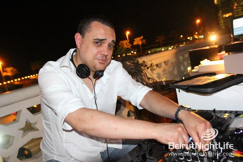 DJ Clint Maximus – Lounge Sensation Thursday Nights at Amethyste Lounge