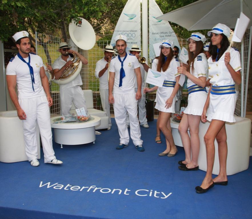Waterfront City – Own the Horizon
