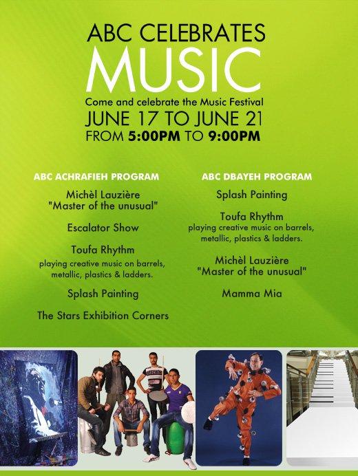 Music Festival At ABC