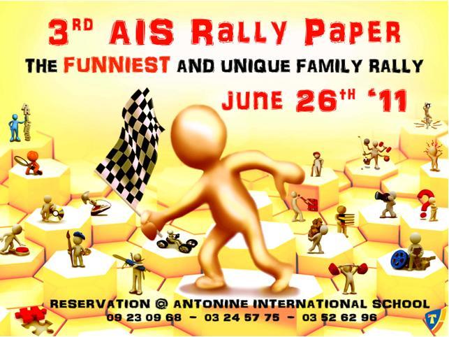 3rd AIS Rally Paper
