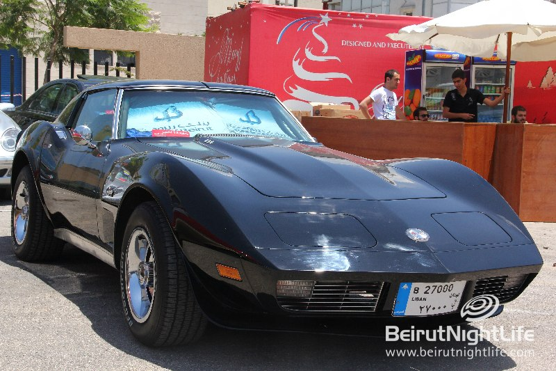 The Lebanese Auction: Buy Your Dream Car in the Biggest Car Exhibition