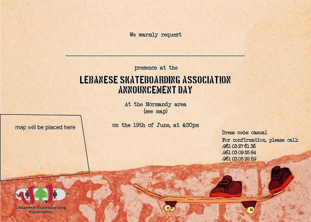 Lebanese Skateboarding Association