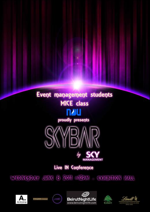 SkyBar Live In Conference At NDU