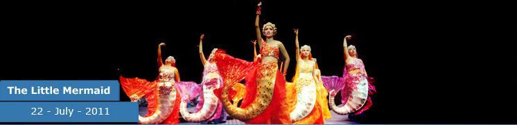 The Little Mermaid At Batroun Festival