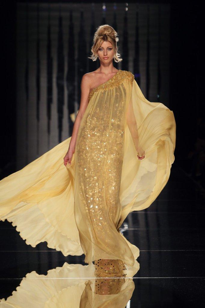 Abed Mahfouz Haute Couture 2011-2012