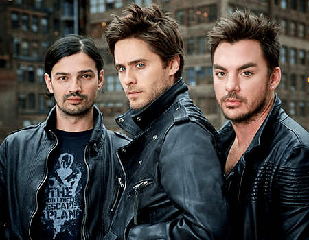 "BNL's Exclusive Interview with 30 Seconds To Mars ""Lebanon Show Will Be Complete F***ing Insanity"""