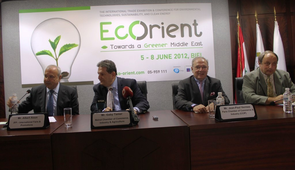 EcOrient 2012 – Towards a Greener Middle East