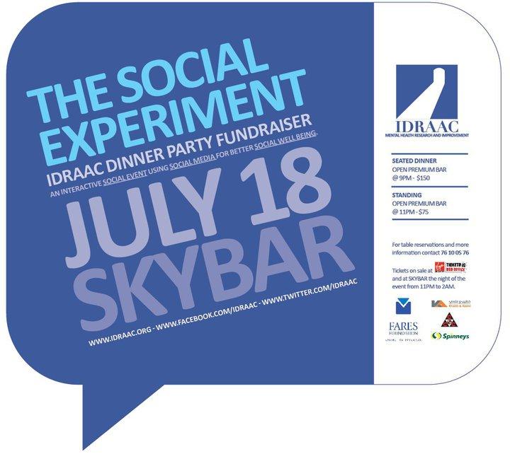 The Social Experimental At SkyBar