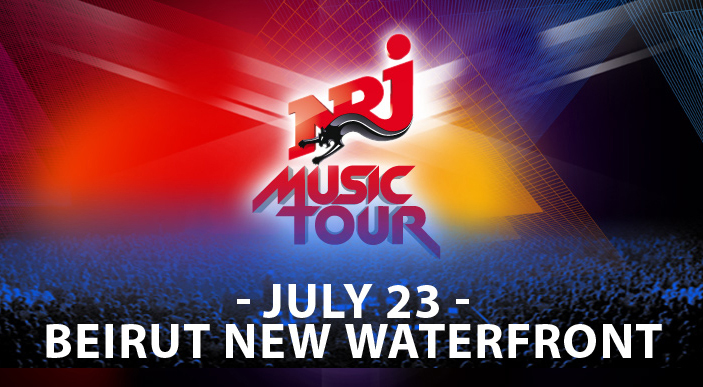 Count Down to the NRJ Music Tour 2011