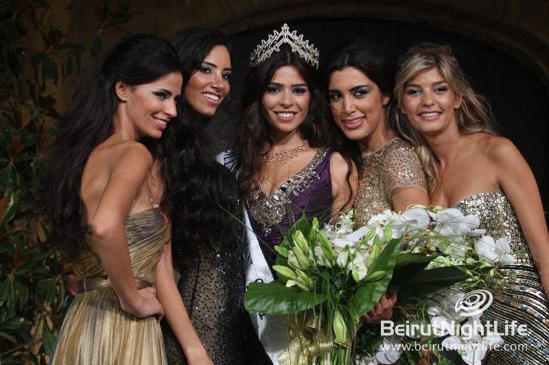 Miss Lebanon 2011: Celebrating Lebanese Beauty