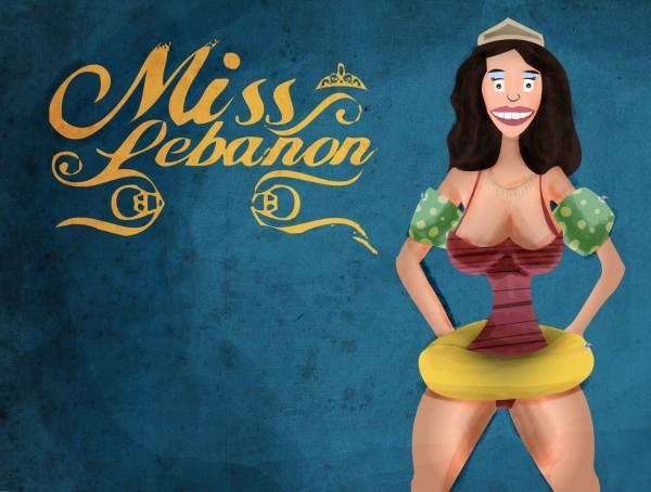 La Wlooo!!!…Miss Lebanon 2011: The Bimbo Parade