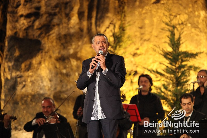 George Wassouf Performs in Faqra