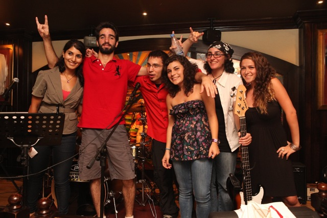 Hard Rock Beirut Celebrates 40 Years