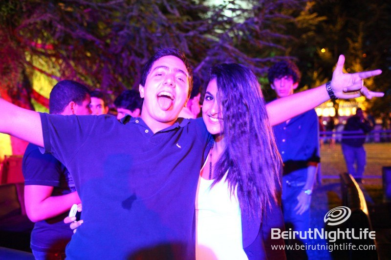 Altitude Fever at Jardins Du Mzaar Igloo Had Guests Dancing