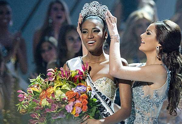 Miss Universe 2011 Winner is Miss Angola, Leila Lopes