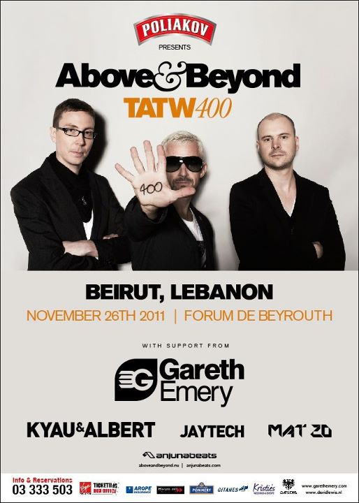 Poliakov Presents Above And Beyond