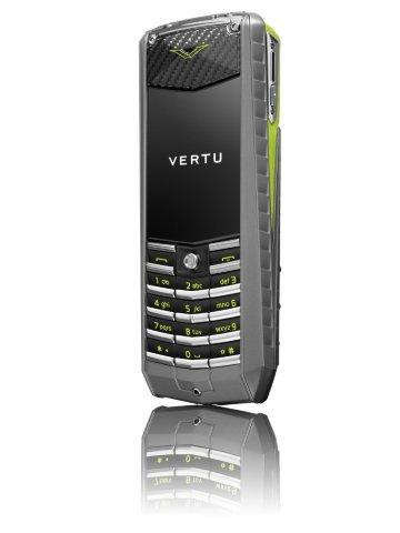 Vertu: 2011 Ascent Carbon Fiber Collection