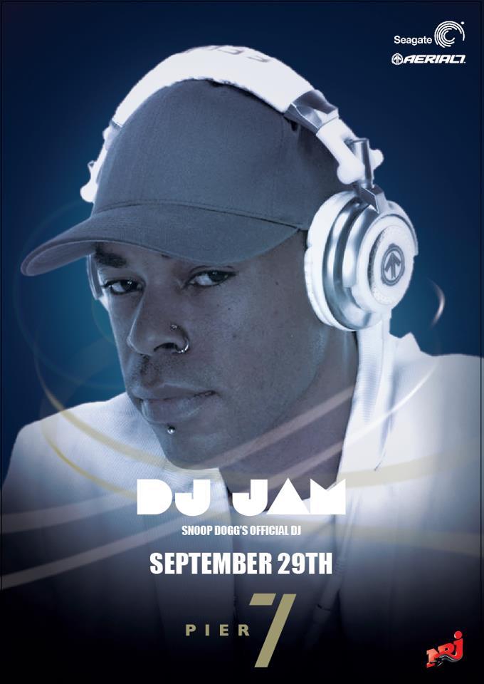 Dj Jam Live At Pier 7