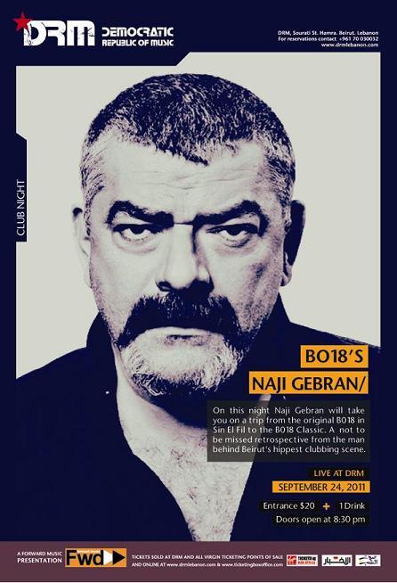 From Sin El Fil To Classic With Naji Gebran On The Wheel