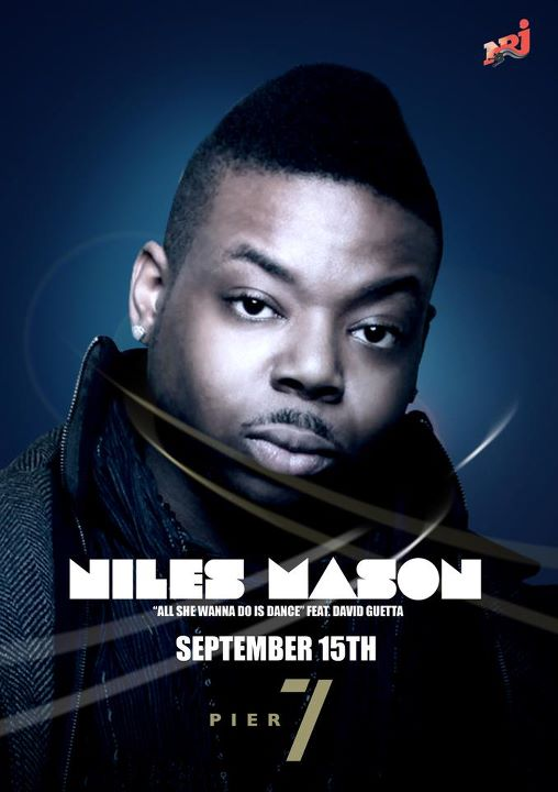Niles Mason Live At Pier 7