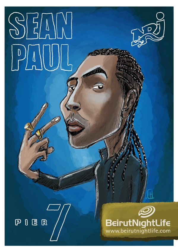 """""""Get Busy"""" with Sean Paul Live at Pier 7"""
