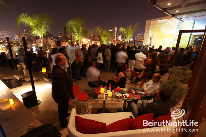 Cherry On The Rooftop An Ultra Lounge For BNLer's To Enjoy!