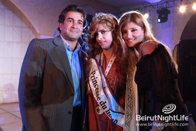Enchanting Evening: Princess of Lebanon Elected