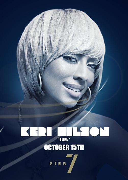 Keri Hilson Live At Pier 7