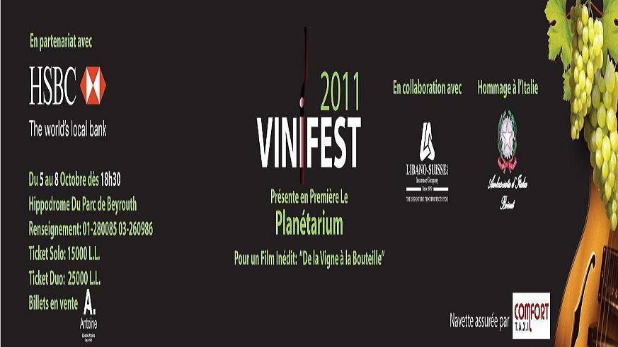 Vinifest 2011