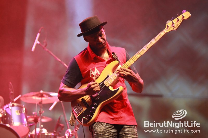 The Final Performances of the Beirut Jazz Festival 11