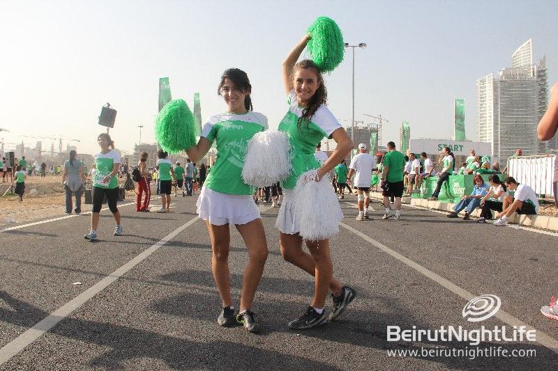 Beirut Ran for Fun with Nike