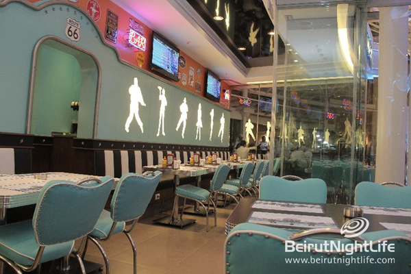 Roadster Diner Opens in ABC Ashrafieh