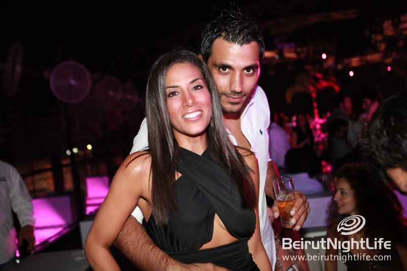 The Partying Continues at Everyone's Favorite White Beirut