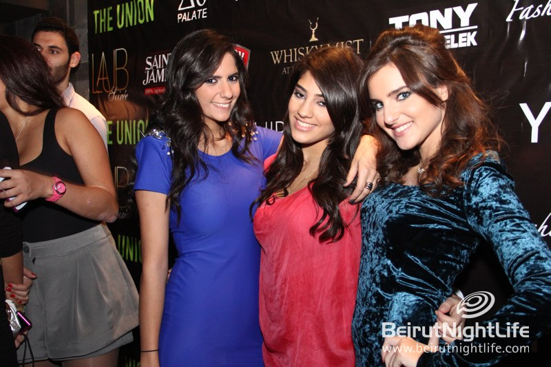 LAU VS AUB Fashion Club Soiree Hosted at Whisky Mist