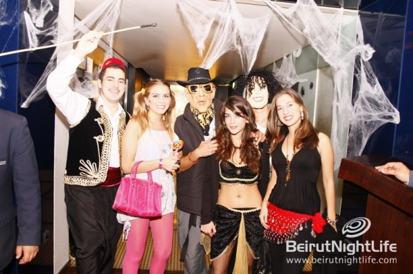 Halloween Thrills at Bar ThreeSixty