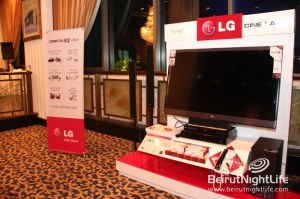 LG's All New Cinema 3D TV