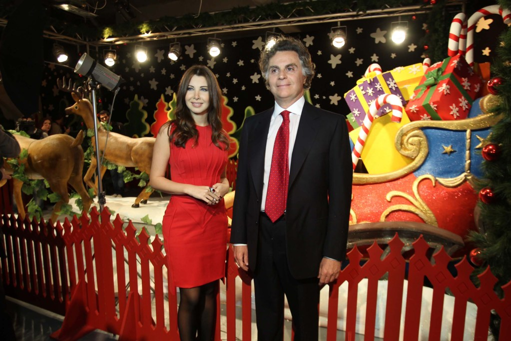Head Down to Beirut Souks and Discover Christmas Village