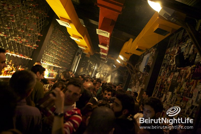 Hip-Hop and RnB Fans All Gathered for the Opening of Big Shot in Hamra