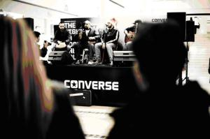 Converse: The Right to Rock the Holidays