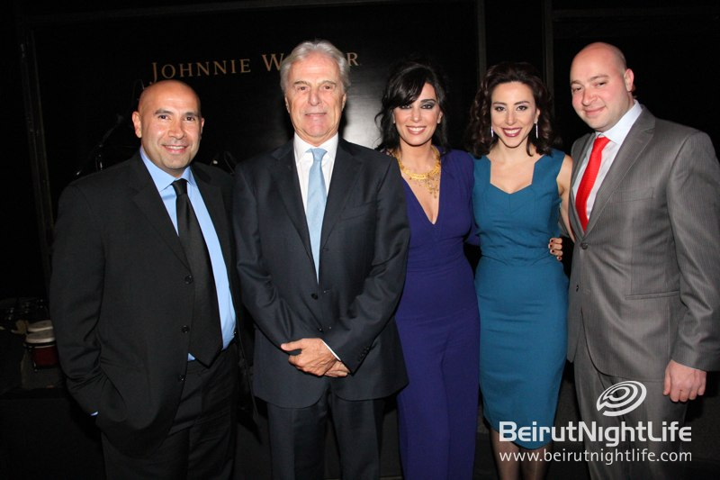 Johnnie Walker® Walks With Nadine Labaki