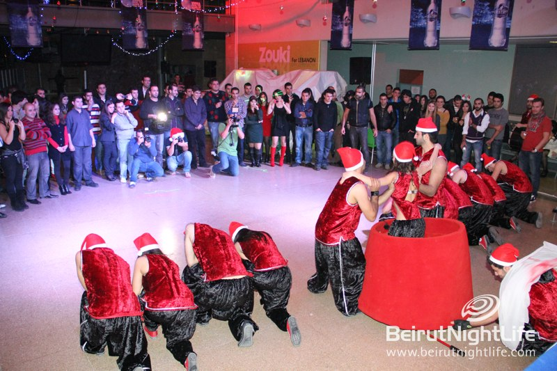 Merry Christmas from USEK's Annual White Christmas Party