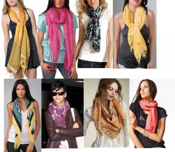 How to Wear a Scarf: The Perfect Winter Fashion Accessory